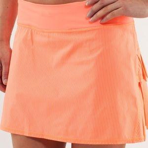Lululemon Pace Setter Skirt 2 TALL